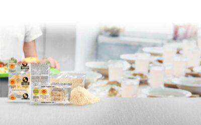 Die einzelportionsbeutel: hygiene und sicherheit für den Food-Service-kanal